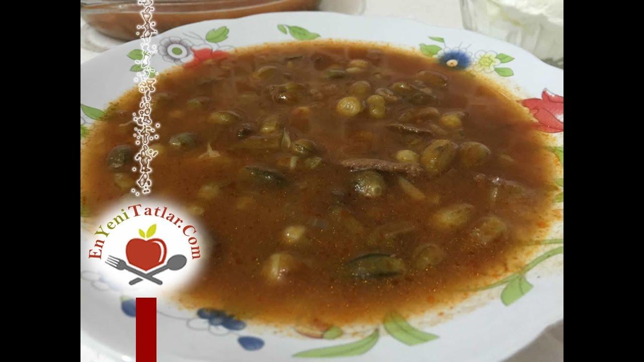 Etli Bamya Çorbası Tarifi