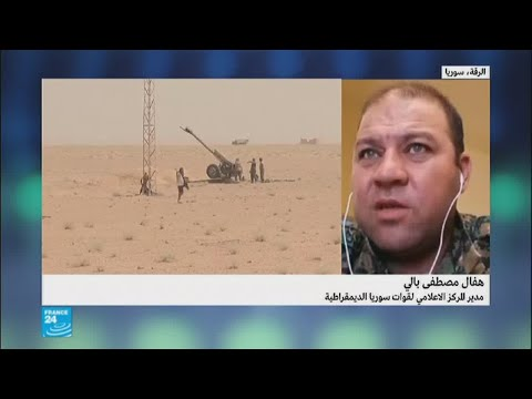 تنظيم الدولة الإسلامية في ساعاته الأخيرة في الرقة  - 18:22-2017 / 10 / 16