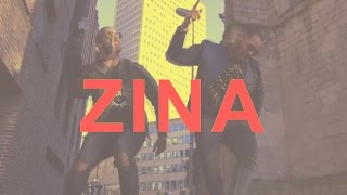 Twin N Twice | Zina | feat Imran Khan | Official Song | Full Lyrics 2017