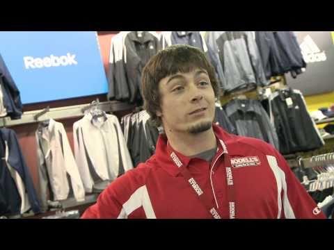 d7ebfca0e Danny Woodhead as Modell s Employee Selling his own Reebok Jersey ...