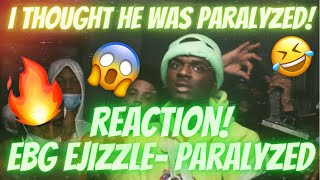 """Pooh Shiesty WISH HE WAS PARALYZED!!!""🤣🔥🔥 EBG Ejizzle- Paralyzed(REACTION)"