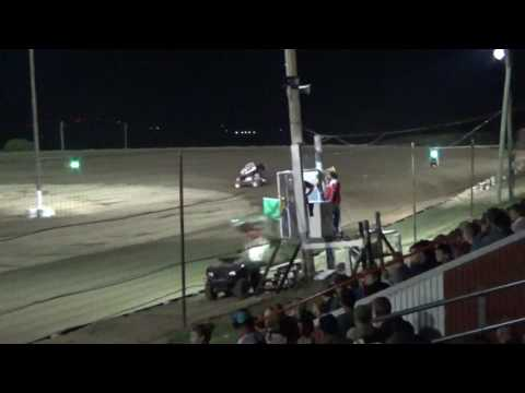 Nebraska Limited Sprints Feature Race 7 28 17