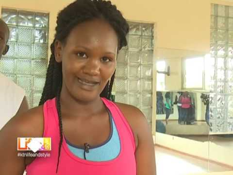 Life and Style: Fit & Fab; Beach Workout, Toning Up & Hips & Gluts Workout (Part 1)