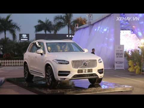 [XEHAY.VN] Ra mắt Trung tâm Volvo Cars đầu tiên tại VN