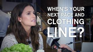 Nascar Driver Danica Patrick--'I Get Paid Better Than Most Men in my Field'