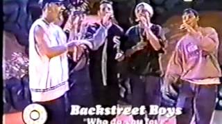 Backstreet Boys - 1996 - Viva Interactive - Who Do You Love / End of the Road (@_BoysOnTheBLock_