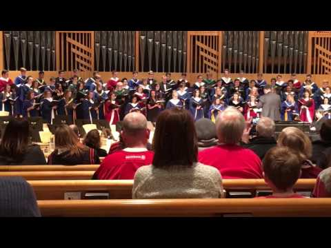 2017 Metro East All-Conference Choir - Freedom Train