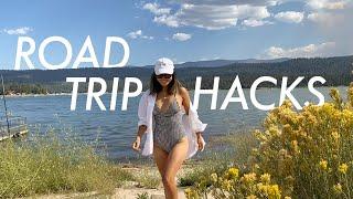 Big Bear Lake Road Trip Vlog  Road Trip Hacks  Song of Style  Aimee Song