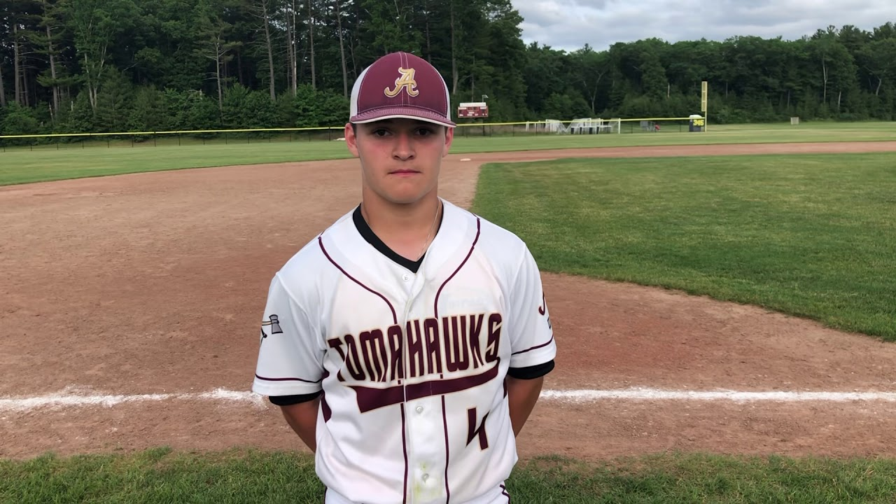 Algonquin Starter Sam Hill On His Effective Outing And Team Chemistry Youtube
