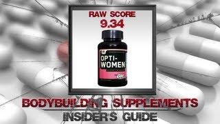 видео Opti-Women Optimum Nutrition (120 таб)