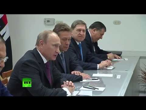 Visita oficial de Vladímir Putin a Nicaragua