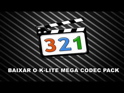Como Baixar K-Lite Codec Pack