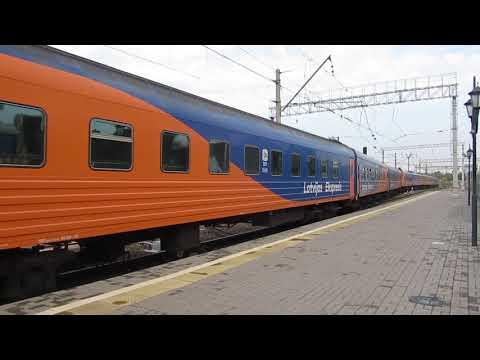 Рижский вокзал для двоих. Москва-Рижская, пассажирские поезда