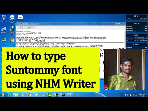 tamil font bamini - Myhiton