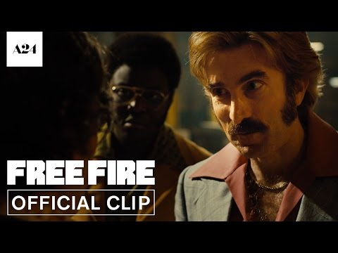 Free Fire | Leave With The Money | Official Clip HD | A24