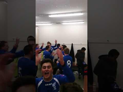 Balmoral FC 1-0 Spring Hills FC Post Match Celebrations