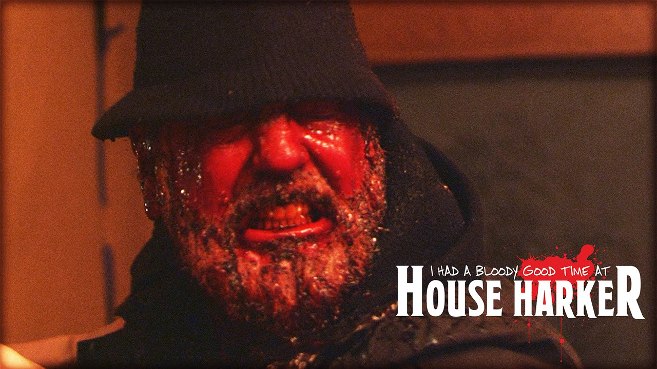 house harker premieres in madrid spain - harker (2017)