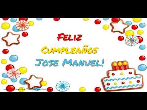 Feliz Cumple Jose Manuel  Hqdefault