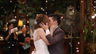 The Wedding of Jon + Chelle [ 7 Nov 2015]