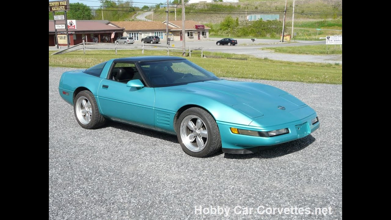 Picture request: 1991 turquoise c4 - CorvetteForum - Chevrolet ...