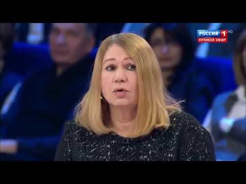 Елена Бережная -  Ситуация на Донбассе
