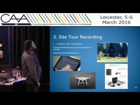 The potential futures of drone recording in Archaeology and Cultural Heritage