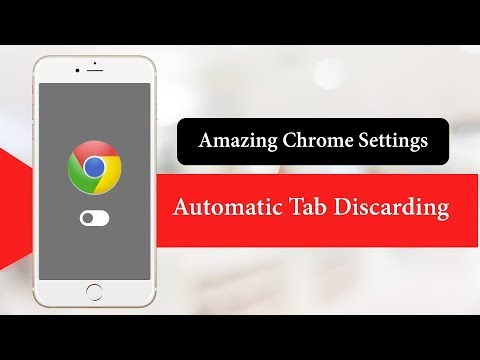 How to Enable Automatic Tab Discarding ? - YouTube
