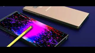 2018 Samsung Galaxy Note 9 First Look And Specifications With Price