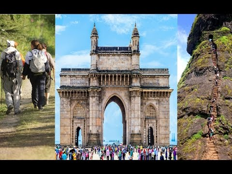 Adventure Travel and Trek in India - Mumbai Nasik Harihar fort by Vinu Joseph