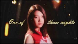 (BTOB) Sungjae & Joy (Red Velvet)  One of these Nights