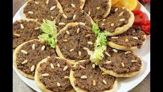 عش البلبل بطريقة سهلة كتير وسريعة والطعمة روعة عش البلبل باللحمة مع رباح محمد ( الحلقة 454 )