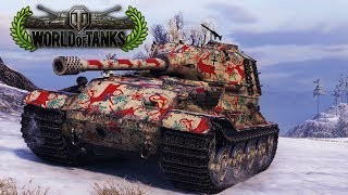 World of Tanks - VK7201(K) - 6 Kills - 11.3k Damage [Replay|HD]