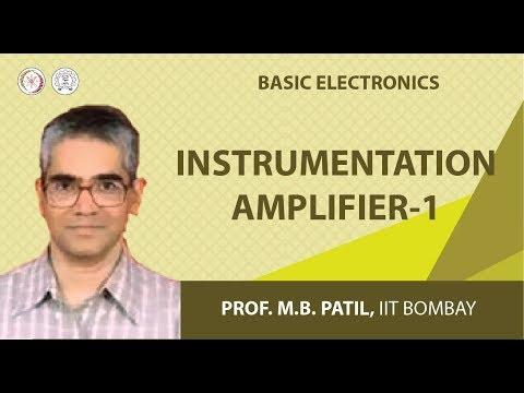 INSTRUMENTATION AMPLIFIER-1