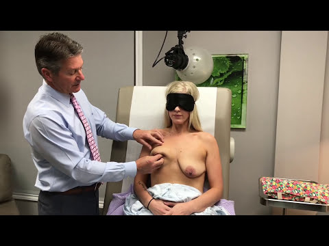 How To Lift Saggy Breasts - The Story Of A Breast Lift With Implants