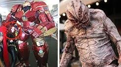 5 Krasse Kostüme, die ihr so noch nie gesehen habt!