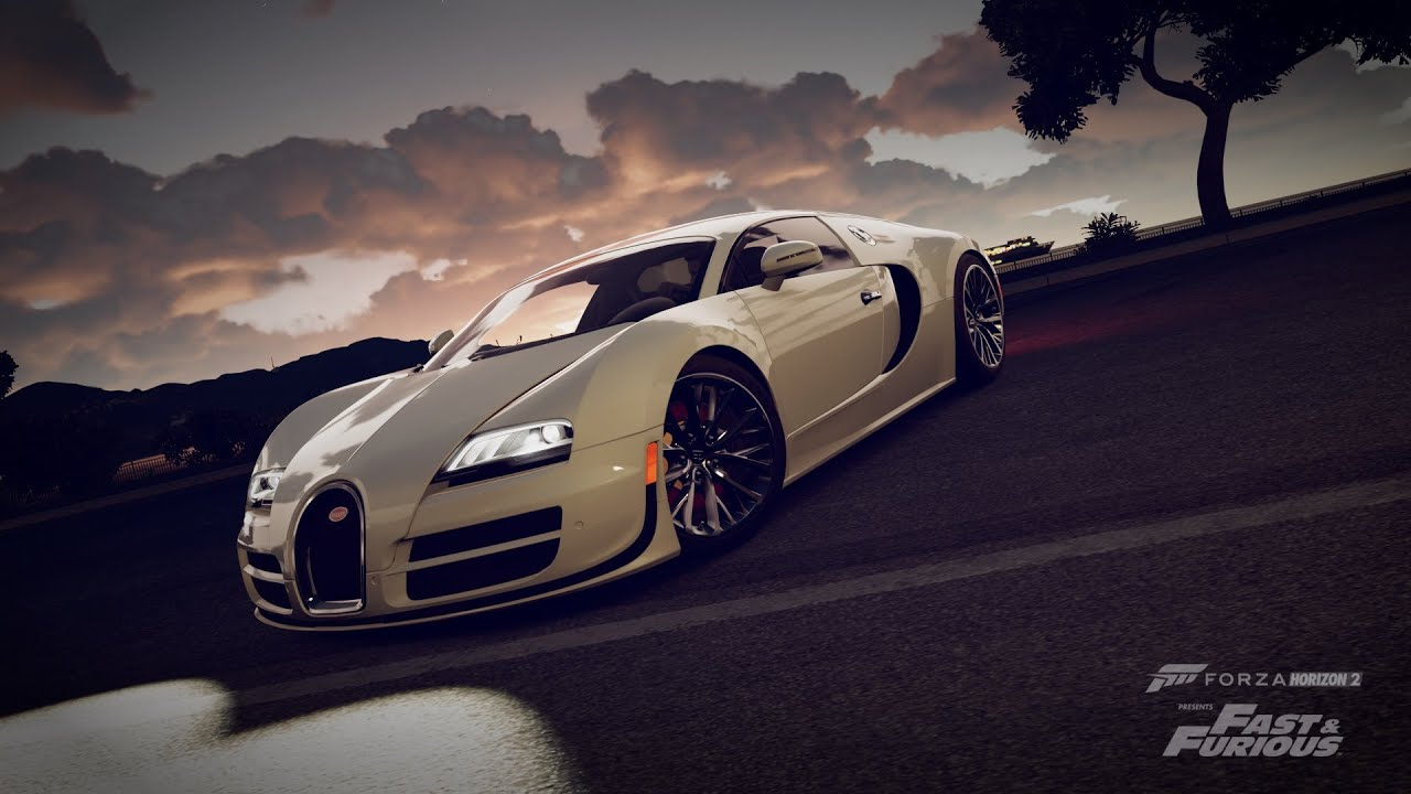 forza horizon 2 presents fast and furious 2011 bugatti. Black Bedroom Furniture Sets. Home Design Ideas