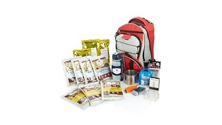 Wise Company 2Week Emergency Survival Kit with Backpack