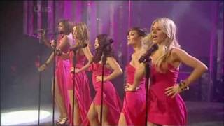 The Saturdays - Mr Postman - Celebrating The Carpenters
