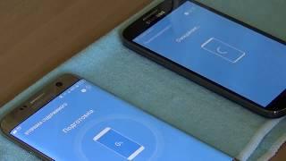 Как передать данные с одного телефона на другой (Samsung Smart Switch)