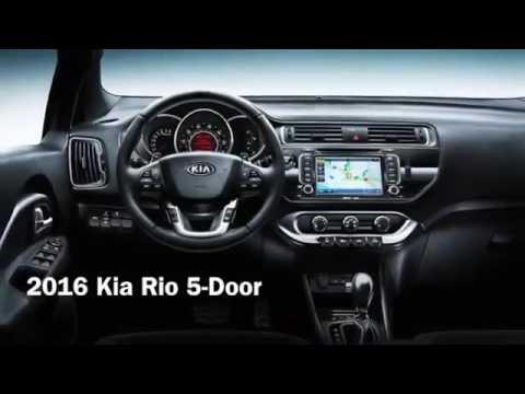 Beautiful 2016 Kia Rio 5 Door At Sterling Kia Serving Opelousas U0026 Lafayette, Louisiana!    YouTube