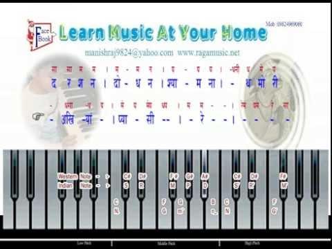Darshan Do Ghanshyam - Narsinh Mehta - Learn And Sing - Manish Rajyaguru