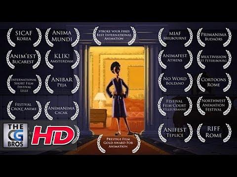 "CGI **Award-Winning** Animated Short Film: ""Dip N Dance"" by Hugo Cierzniak"