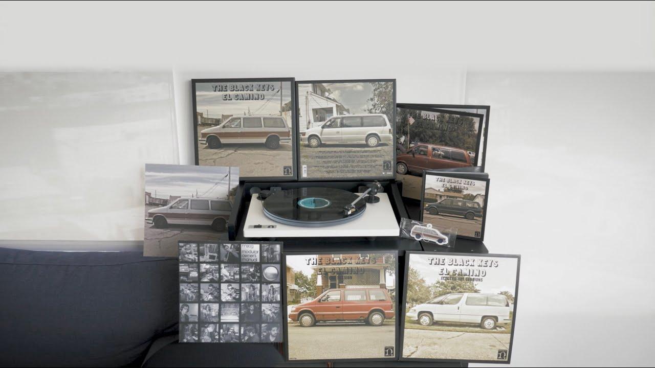 The Black Keys - El Camino (10th Anniversary Super Deluxe Edition) Unboxing