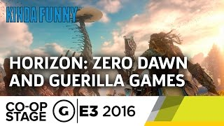 Horizon: Zero Dawn and the Legacy of Guerilla Games - E3 2016 GS Co-op Stage