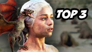 Game Of Thrones Top 3 Finale Ranking. Season 4 Episode 10 prep. Dae...