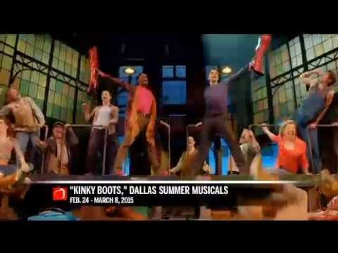 Upcoming Shows from Dallas Summer Musicals