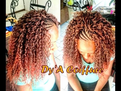 Extrem HOW TO ☆ Original Crochet braid - By Dy'A - YouTube MV22