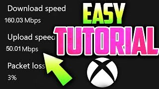 XBOX ONE - NEVER LAG AGAIN TUTORIAL (BEST CONNECTION)::