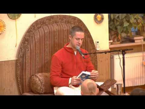 Шримад Бхагаватам 1.1.22 - Преманджана прабху