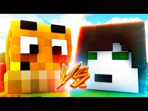 PALUTEN HAUS vs. GLP HAUS! (Minecraft)